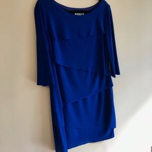 Three Quarter Sleeve Joseph Ribkoff Dress